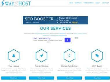 Free Web Hosting | www.way2host.fr.nf