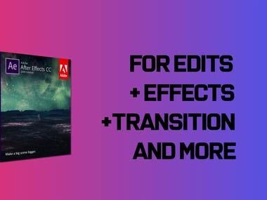 Edits and trailers