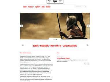 Spartans website