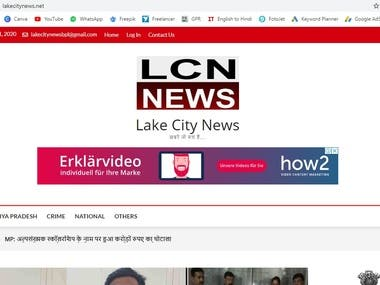 Lake City news