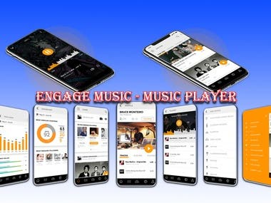 Engage - Music Streaming
