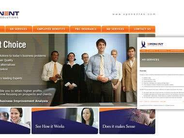 Xponent Website