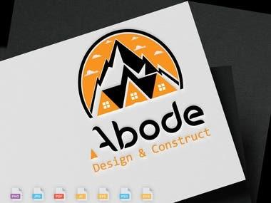 Abode Design & Construct Logo