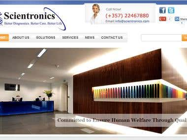 Scientronics Corporation