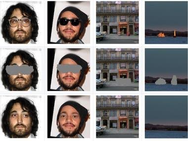 Image processing using python