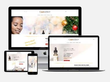 www.cookieskin.com - Skincare Solutions | Lekki, Nigeria