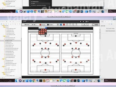 Football Manager Project (IOS)