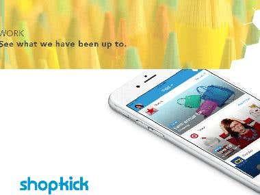 Shop Kick