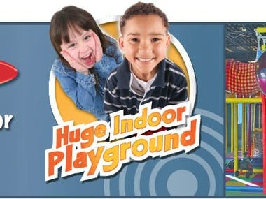 In Play Inc- A huge indoor playgrounds in Barrie and Newmark