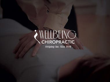 Wellbeing chiropractic Logo