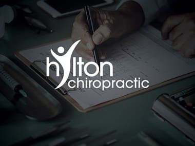 Hilton chiropractic logo