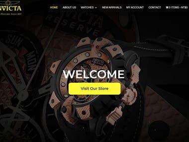 Brand Online Shop