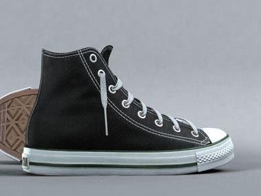 3D Shoe Design