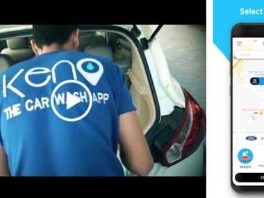 Keno Car Wash - Android App