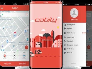 Capbily App