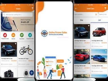 onlinepromosale App