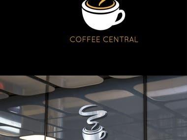 Coffey Shop Logo