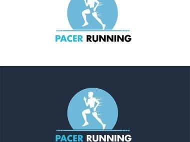 Pacer Running Logo