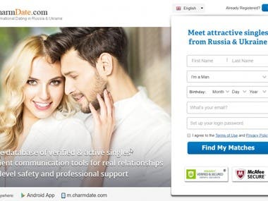 International Dating in Russia & Ukraine