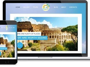 Online Tour Booking Website