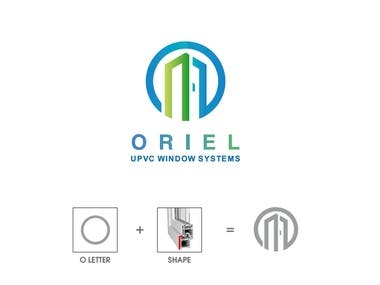 Logo Design for Orial UPVC Window Systems.