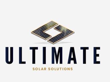 Logo Design for Ultimate Solar System