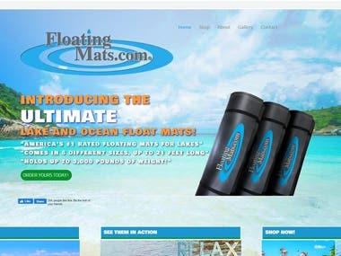 floatingmats.com