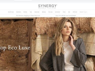 synergyclothing.com