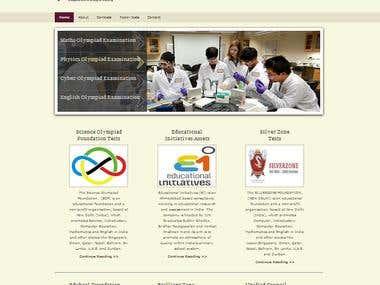 Olympiadwizard.com website