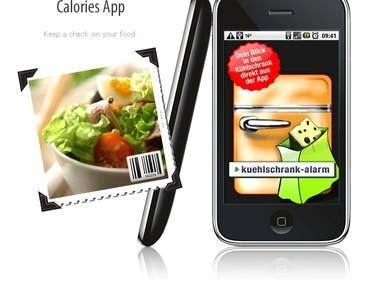 Calories App