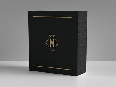 Luxury design packaging