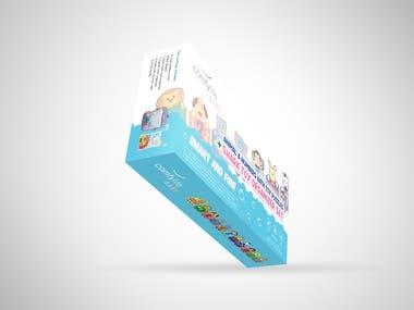 Comfylive packaging