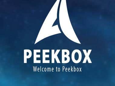 Mobile App Peek Box