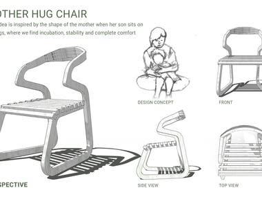 Mother Hug Chair