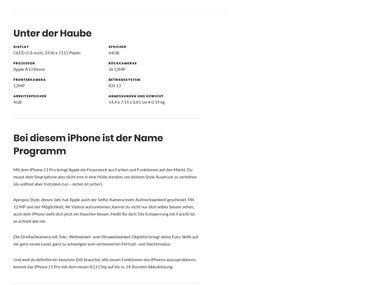 Single Product Page on Wordpress + Elementor + Woocommerce