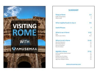 Amusemax Travel Guide