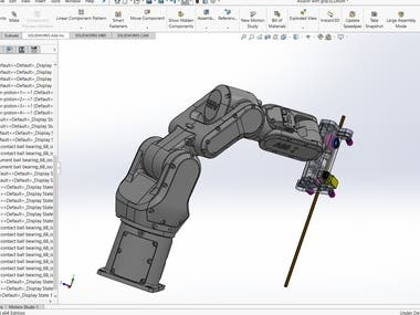 Mechanical Engineering / SolidWorks Design