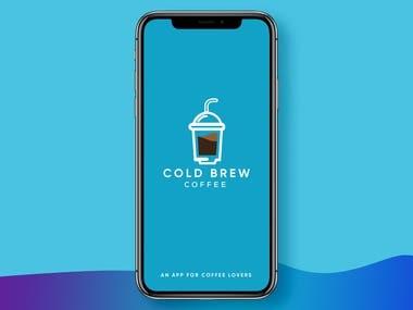Logo For a Coffee App
