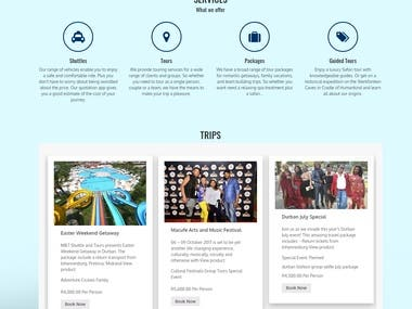 M&T Shuttle website