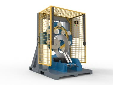 Coil Pacing Machine