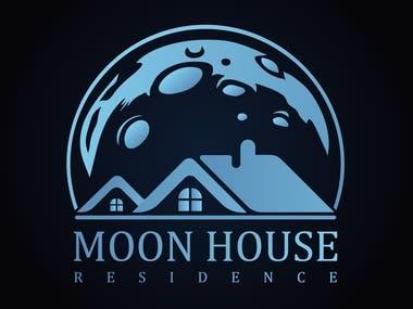 Moon House logo