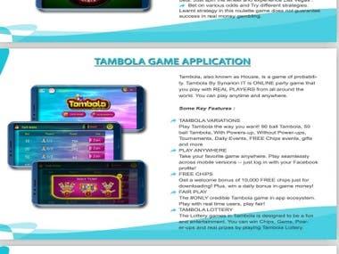Mobile Game Portflio