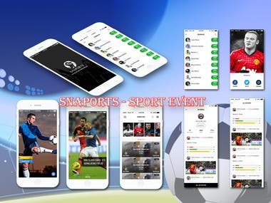 Snaports - Sport Event