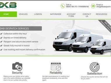 Cars sale website