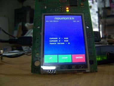 GSM modem and Bluetooth interface