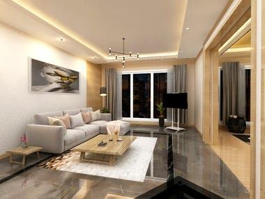 inderior living room