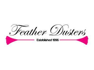 Logo for Feather Dusters