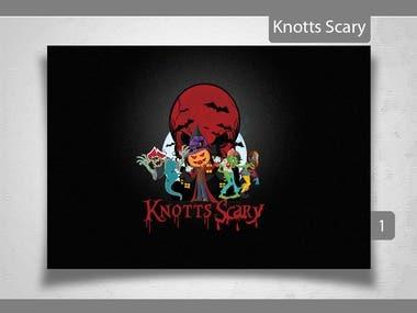 Knotts Scary