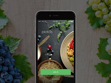 Plotos – On-demand Food Delivery Platform