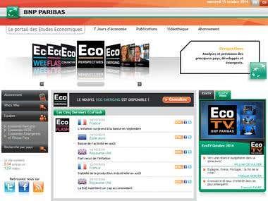 BNP Paribas - Economic Research Web Site